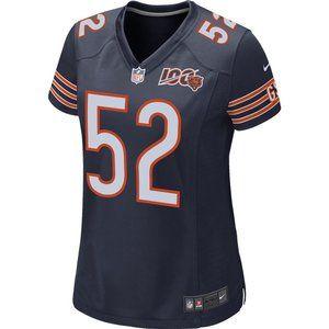 Women's Chicago Bears Khalil Mack Nike Jersey